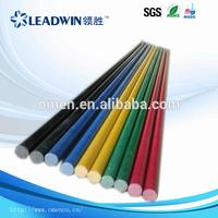 China hot sale high quality hollow fiberglass rod,fiberglass fly rod,fiberglass fishing rod blanks