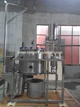 EC300 Plant Distillation Machines for Vanilla Extract Essential Oil