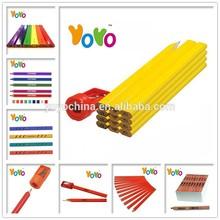 YOYO C018 7''HOT Sale Jumbo Octagon Carpenter Pencil Factory