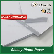 180g inkjet waterproof high glossy photo paper factory