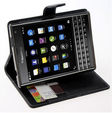 2014 Leather Case For Blackberry Passport Q30 Phone Case