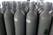 ISO9809/DOT AAA /TPED 40L Low-price High-quality High-pressure Argon Gas Cylinder