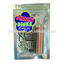 Shrink Plastic Jewelry Craft Ideas For Children