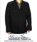 Sunnytex Deign New arrival OEM highest quality utility coat plus size clothes