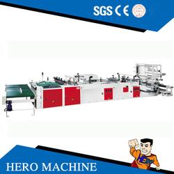 HERO BRAND plastic carry bag making machine