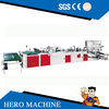 HERO BRAND plastic roll garbage bag machine,biodegradable plastic bag machine