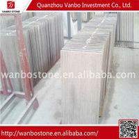 China Polished light grey marble