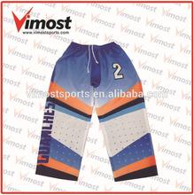 Custom 100% polyester ice hockey pant for team/club/school/league