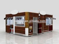 Free 3d max designed restaurant interior design, container mobile restaurant, food containers restaurant
