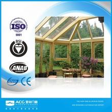 ACG Brand Tepered Glass Sunshine room