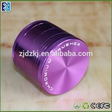 Chromium crusher 2015 new Business Gift Use grinder marijuana for USA market