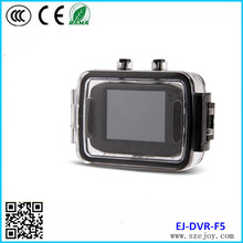 """2014 new product 2.0"""" touch display F5 waterproof digital camera"""