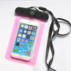 New product waterproof bag for apple phone with compass