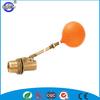 Top sale brass toilet water tank floating ball valve float ball valve