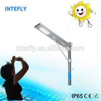 Intefly supply solar energy system, 70w solar powered led light