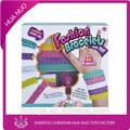 Novo design! Diy ofício dos miúdos, fazer- it- mesmo desgaste! Pulseiras de cobra kit artesanato- d665