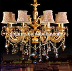 2014 On sales contemporary led crystal lamp modern pendant led crystal light box frame