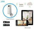 monitoramento de vídeo da câmera ip sem fio câmera ip software