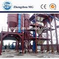 mortero seco de la planta de mezcla a la mezcla de arena y cemento caliente de la venta