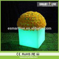 2015 Hot Sale Professional Can Shaped New Flower Designed Ceramic Flower Vase and Flower Pot