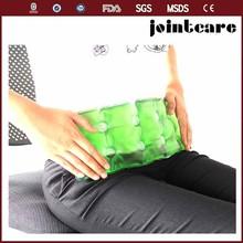 custom reusable magic liquid heat pack, back pain massager hot pad
