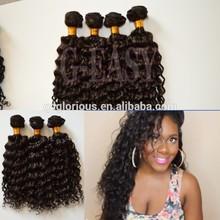 Precio de fábrica de la virgen brasileña ervamatin loción para el cabello venta al por mayor del pelo humano
