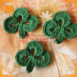 Promotive Gift Led Light Necklace With Crochet Flower