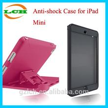 Fashion Anti-shock TPU+Plastic Combo Case for iPad Mini