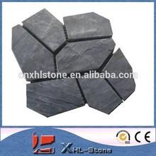 Black Color Natural Stone Slate Price