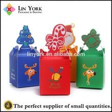 Hot Sale Nice Color Fancy Design Christmas Apple Packaging Box