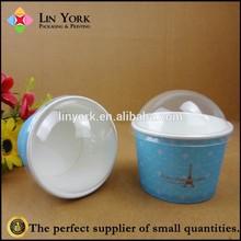 disposable ice cream cup salad bowl disposable hot soup paper bowl