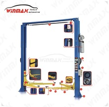 WINMAX High quality two post metal carport for cars WT04880