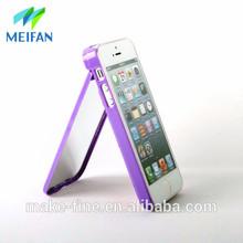 2015 Newest design plastic mirror mobile phone case for iphone5/6/6plus
