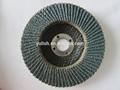 Popular de vidro e lixadeira de disco/abrasivo disco de aço