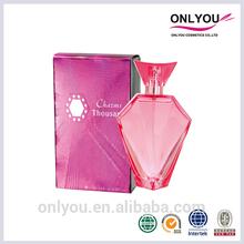 OEM /ODM women perfume elegance eau de parfum , top elegance eau de perfume olu536