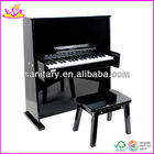 2015 new wooden toy piano,popular wooden piano toy,hot sale wooden toy piano W07C017