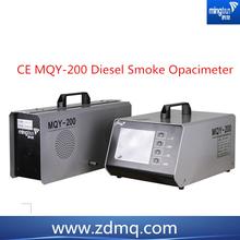 MQY-200 Diesel engines Measuring Instrument Transmission Smoke Meter