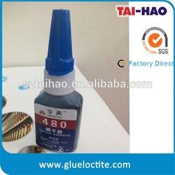 Cyanoacrylate adhesive heat resistant super glue / universal adhesive
