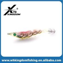 108mm 20g 2014 High Quality Fish Lure Plastic Shrimp Wholesale