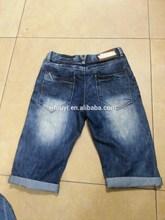 garment factory denim trousers