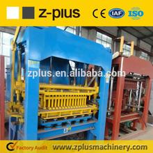 Silo batacher mixer stacker for match QTY6-15 hollow brick machine equipment