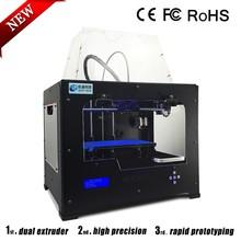 plastic 3d drucker for sale ,printing companies make model ,2014 newest three dimension printer