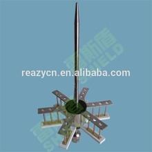 Pre- charge 6.3 Lightning Rod/ Lightning Arrester Protection System