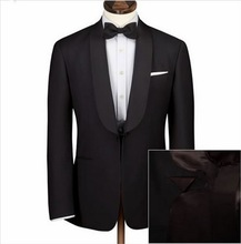 2014 classic black mens tuxedo suits&tuxedo suits for men