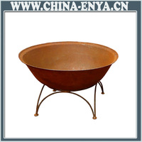 High Quality Factory Price outdoor metal fire bowl
