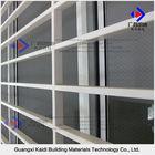 Anti-theft Galvanized Steel Window Security Grill