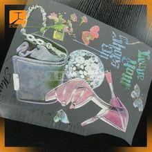 Newest fashion oem design unique artwork customized soft pvc heat transfer label,3d embossed resin