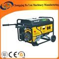 Nette qualität! Schlüssel zu starten tragbare 5kw benzinmotor generatoren festgelegten preisen