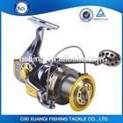 Big Size 70 80 High quality aluminum spool Spinning Fishing reel Fishing tackle