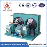 Bitzer Medium and High temperature Air- cooled Refrigeration Condensing Unit